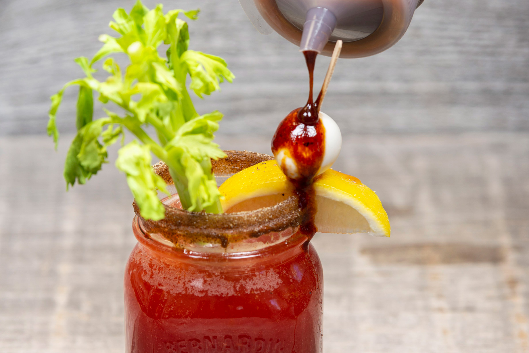 recettes Sauce Pirate
